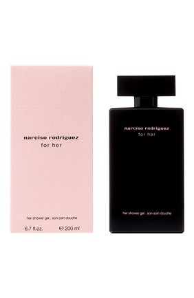 Гель для душа For Her Narciso Rodriguez | Фото №1