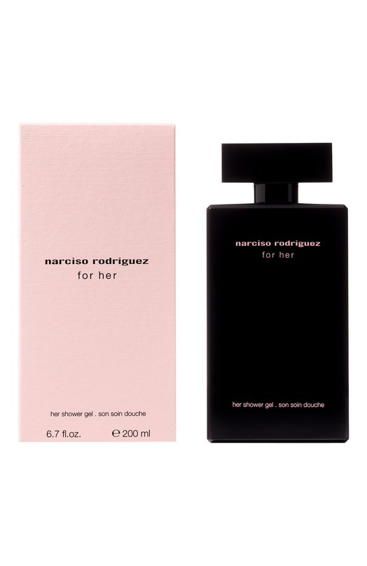 Гель для душа For Her Narciso Rodriguez 890055BP