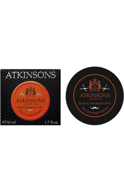 Бальзам для бороды и усов The Grooming Collection Atkinsons 8002135133587