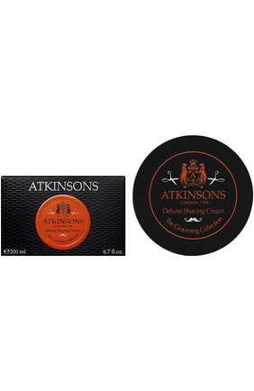 Крем для бритья The Grooming Collection Atkinsons | Фото №1
