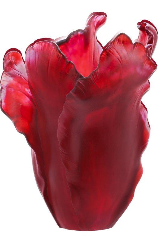 Ваза Tulipe DaumВазы<br><br><br>Пол: Женский<br>Возраст: Взрослый<br>Размер производителя vendor: NS<br>Цвет: Красный