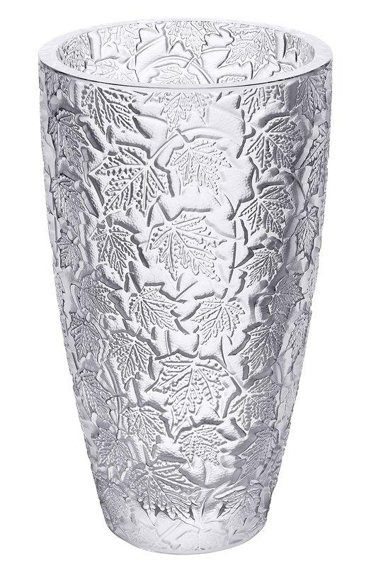 Ваза Feuillage LaliqueВазы<br><br><br>Пол: Женский<br>Возраст: Взрослый<br>Размер производителя vendor: NS<br>Цвет: Бесцветный
