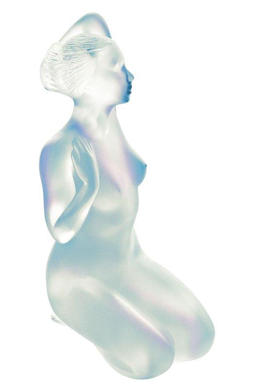 Скульптура Aphrodite LaliqueСкульптуры<br><br><br>Пол: Женский<br>Возраст: Взрослый<br>Размер производителя vendor: NS<br>Цвет: Бесцветный