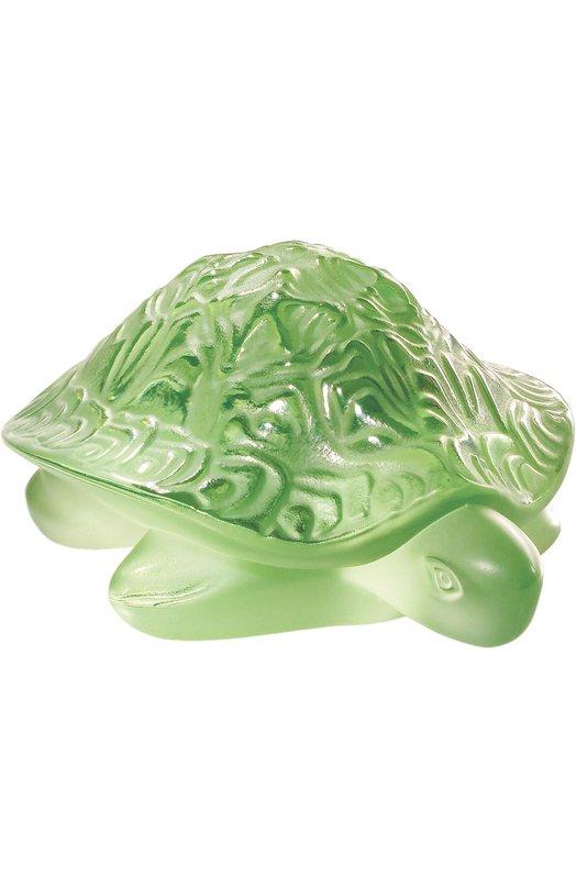 Скульптура Sidonie Turtle LaliqueСкульптуры<br><br><br>Пол: Женский<br>Возраст: Взрослый<br>Размер производителя vendor: NS<br>Цвет: Бесцветный