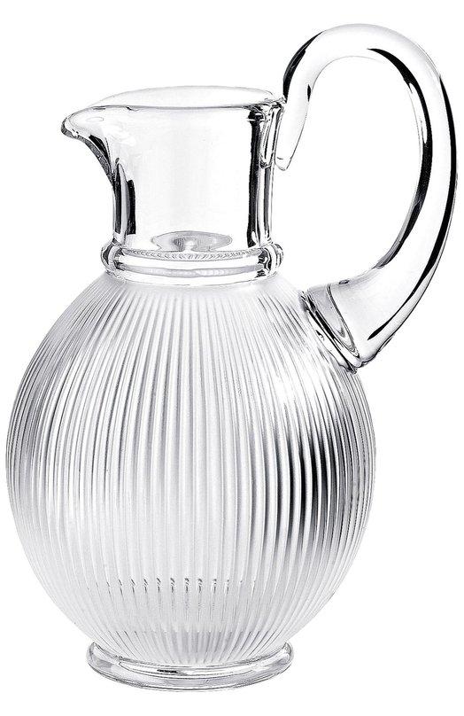 Кувшин Langeais LaliqueСервировка<br><br><br>Пол: Женский<br>Возраст: Взрослый<br>Размер производителя vendor: NS<br>Цвет: Бесцветный