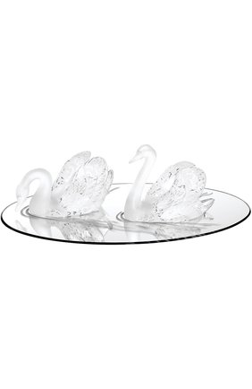 Зеркало Swan Lalique #color# | Фото №1