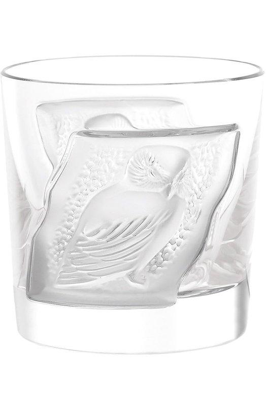 Стакан для ликёра Owl LaliqueСервировка<br><br><br>Пол: Женский<br>Возраст: Взрослый<br>Размер производителя vendor: NS<br>Цвет: Бесцветный