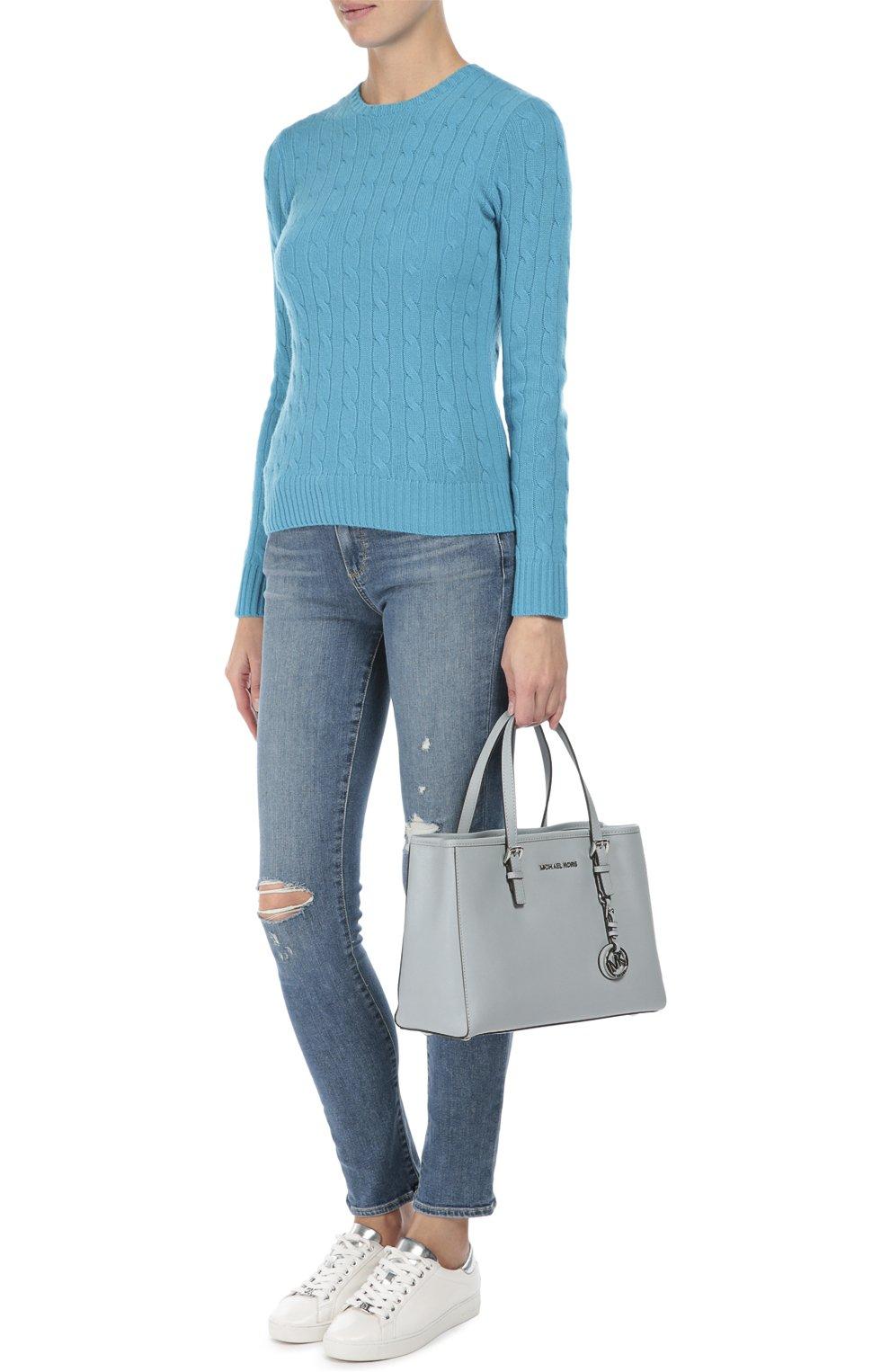Бирюзовый пуловер с доставкой
