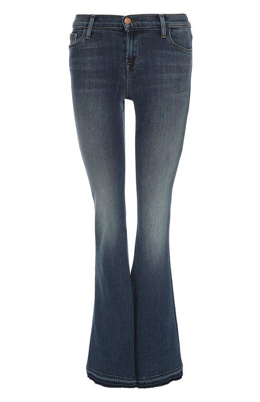 Джинсы J BrandДжинсы<br>Синие облегающие джинсы bootcut с заниженной посадкой вошли в коллекцию сезона весна-лето 2016 года. Модель выполнена из плотного хлопка и лиоселла, что обеспечивает изделию особую мягкость и эластичность.<br><br>Российский размер RU: 40<br>Пол: Женский<br>Возраст: Взрослый<br>Размер производителя vendor: 24<br>Материал: Хлопок: 65%; Лиоселл: 33%; Эластан: 2%;<br>Цвет: Синий