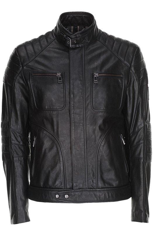 Кожаная куртка Belstaff 71050058/LEATHER