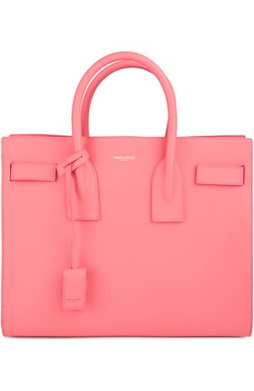 Сумка Sac De Jour Small Saint Laurent синяя | Фото №1
