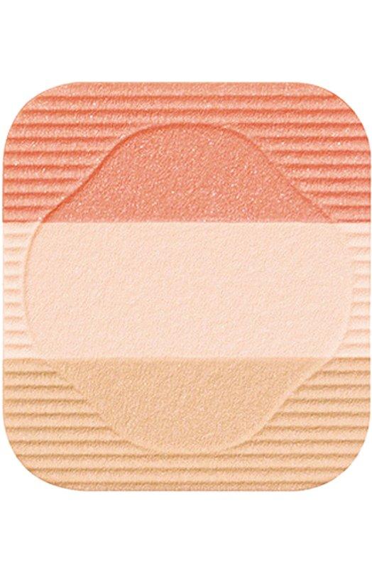 Румяна-трио с шелковистой текстурой и эффектом сияния OR1 Shiseido 11005SH