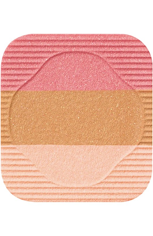 Румяна-трио с шелковистой текстурой и эффектом сияния RD1 Shiseido 11006SH