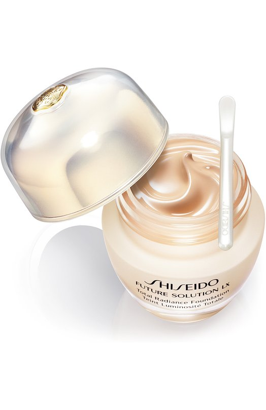 Тональное средство с эффектом сияния Solution LX I40 ShiseidoТональные средства<br><br><br>Объем мл: 30<br>Пол: Женский<br>Возраст: Взрослый<br>Цвет: Бесцветный