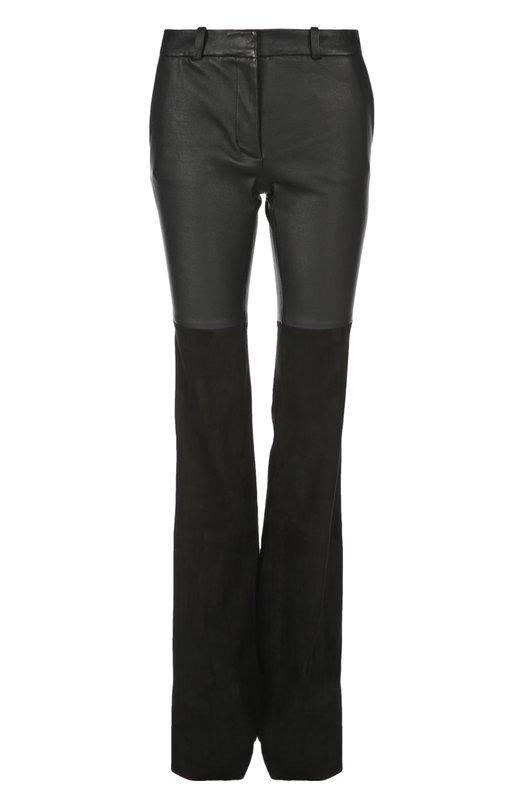 Кожаные брюки Rachel Zoe 31R16P04