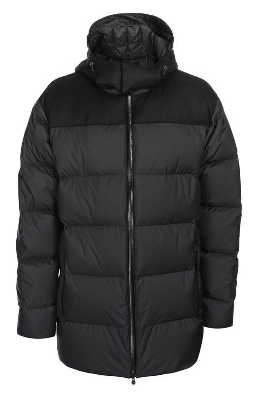 Куртка с капюшоном Z Zegna VH048ZZ236
