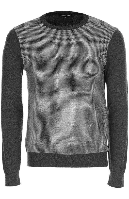 Вязаный пуловер Michael Kors CF56JRV06L