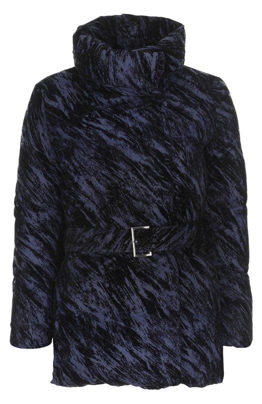 Куртка с поясом Armani Collezioni SMB66T/SM705