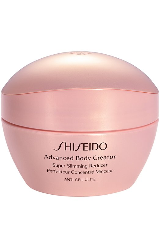 Купить Антицеллюлитный гель-крем для похудения Shiseido, 10467SH, Франция, Бесцветный