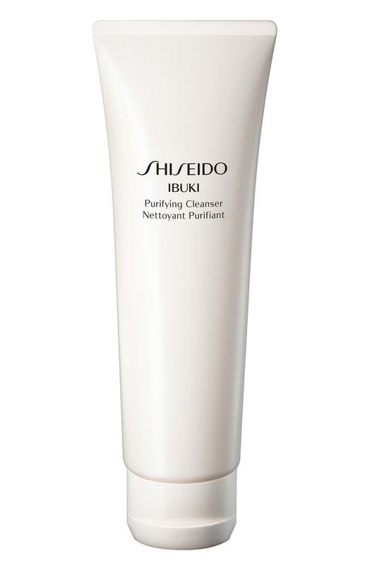Очищающая пенка-скраб iBuki Shiseido 11108SH