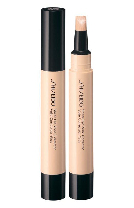 Корректор для области вокруг глаз 102 ShiseidoКорректоры / Консилеры<br><br><br>Объем мл: 0<br>Пол: Женский<br>Возраст: Взрослый<br>Цвет: Бесцветный