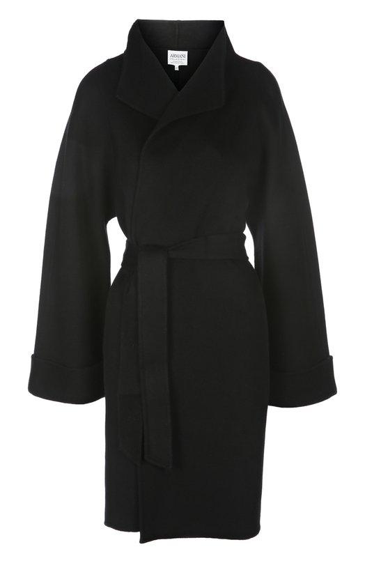 Пальто с поясом Armani Collezioni SML11T/SM630