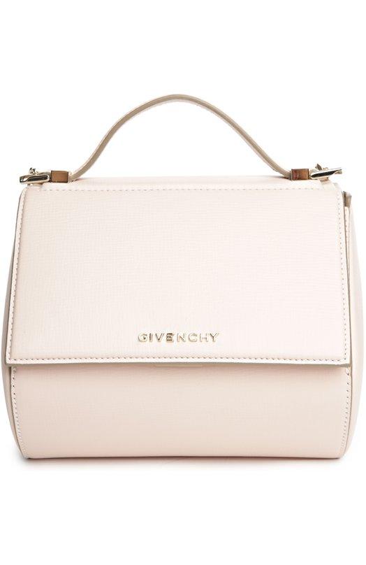 Кожаная сумка Pandora Box Givenchy BB0/5264/006
