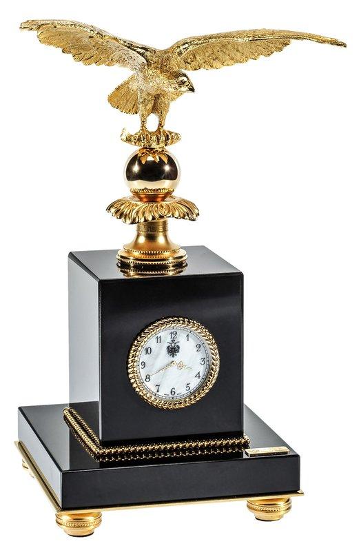 Часы настольные с орлом Tsar 527001