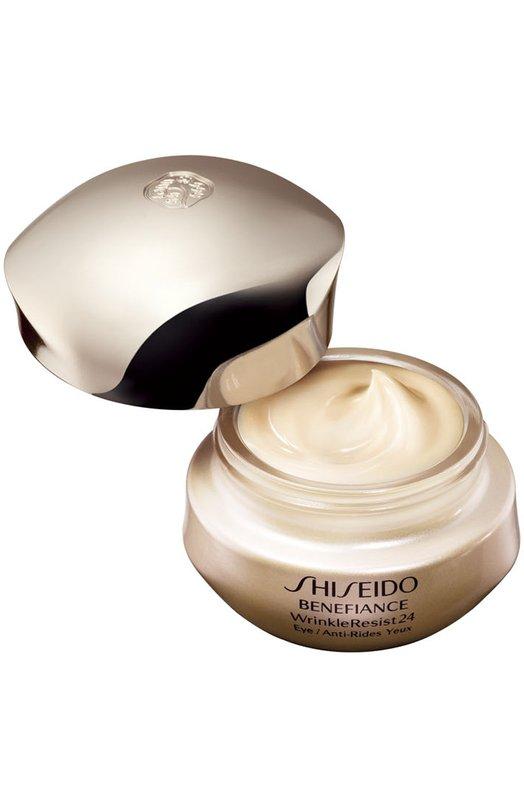 Крем для глаз с интенсивным комплексом против морщин Benefiance WrinkleResist24 Shiseido 10315SH