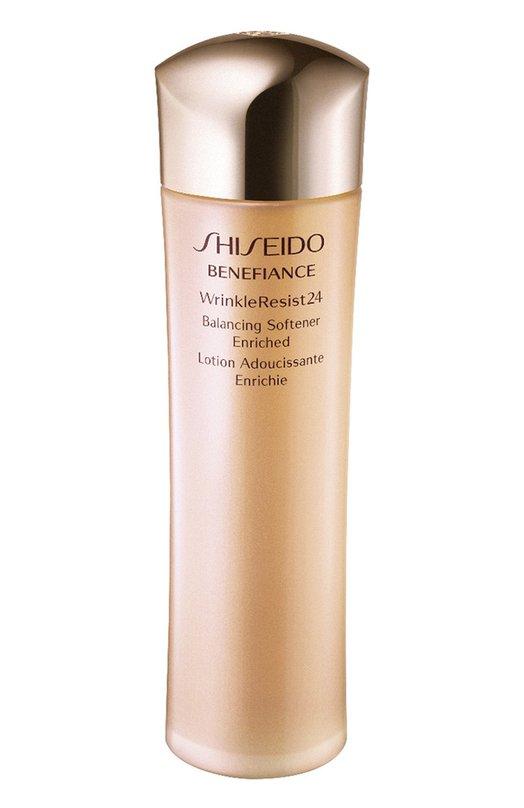 Балансирующий обогащенный софтнер с комплексом против морщин 24 часа Benefiance Shiseido 10303SH