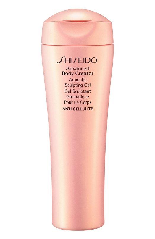 Купить Улучшенный ароматический гель для коррекции фигуры Shiseido, 10292SH, Франция, Бесцветный
