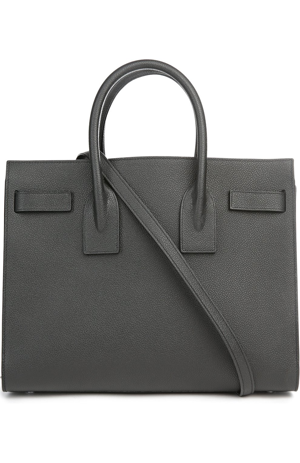 Сумка Sac De Jour Saint Laurent черная | Фото №2
