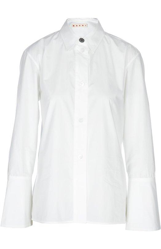 Блуза Marni CAMAT01A01TCB09