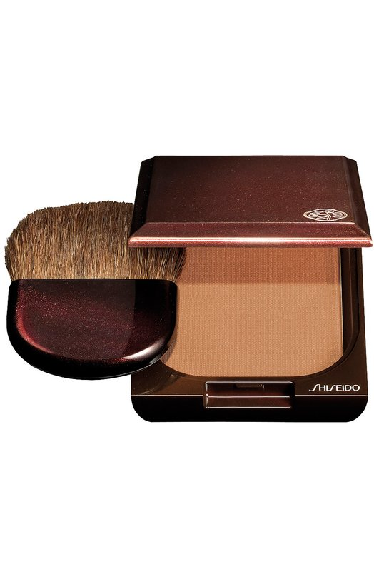 Компактная пудра с оттенком загара, оттенок 1 Shiseido 10739SH