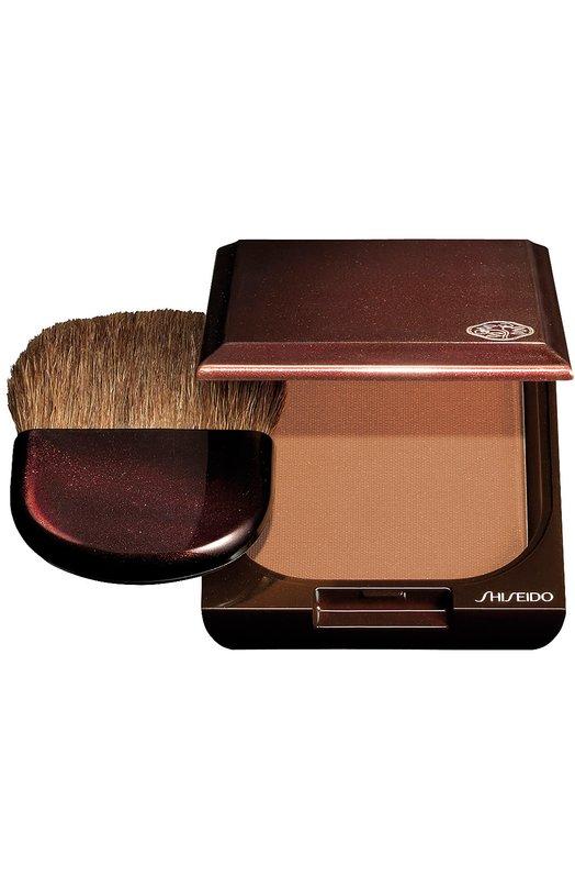 Компактная пудра с оттенком загара, оттенок 3 Shiseido 10741SH