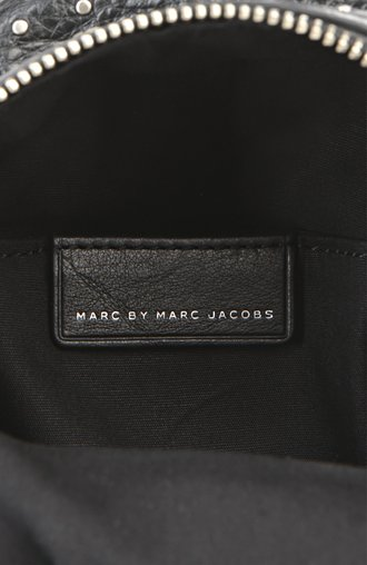 Рюкзак Domo Biker Degrade Studs Marc by Marc Jacobs чёрный | Фото №5