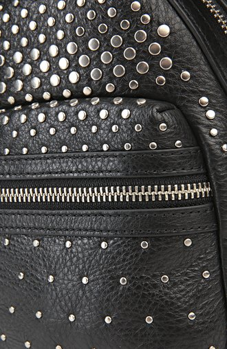 Рюкзак Domo Biker Degrade Studs Marc by Marc Jacobs чёрный | Фото №6
