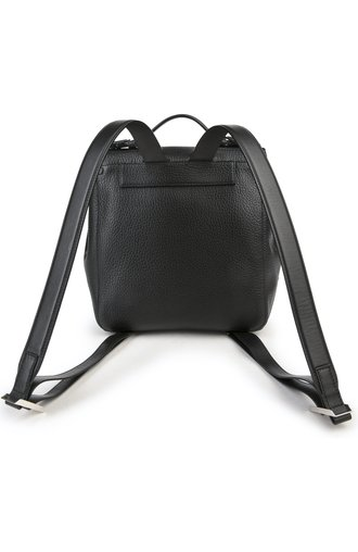 Рюкзак Courier Small Back Pack Proenza Schouler чёрный | Фото №2