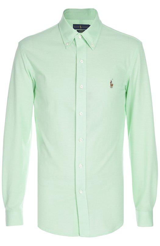 Рубашка с воротнкиком button down Polo Ralph Lauren A04/W4C40/C5C82