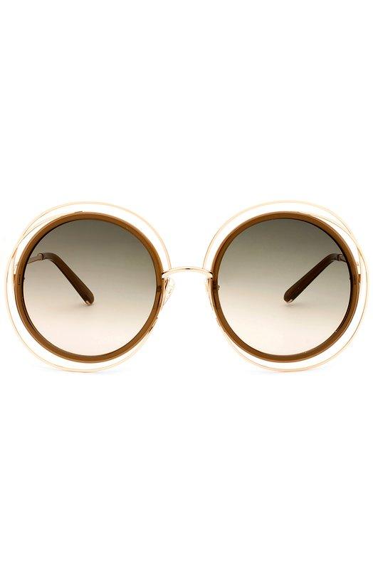 Солнцезащитные очки Chloe 120S-750