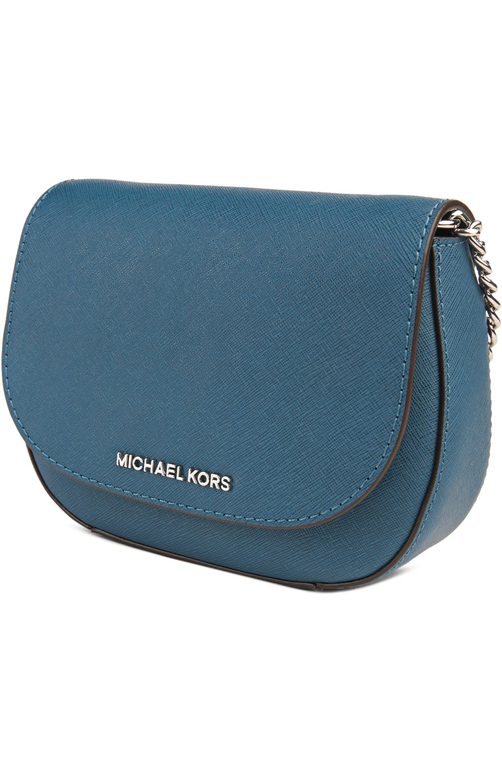 Сумка Jet Set Travel Small MICHAEL Michael Kors синяя | Фото №3