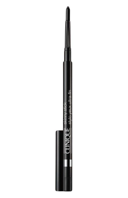 Автоматический карандаш для век Slimming Black CliniqueКарандаши для глаз<br><br><br>Объем мл: 0<br>Пол: Женский<br>Возраст: Взрослый<br>Цвет: Бесцветный