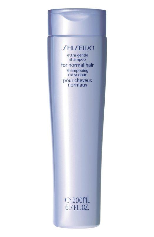 Мягкий шампунь для нормальных волос Extra Gentle Hair Care Shiseido 70130SH
