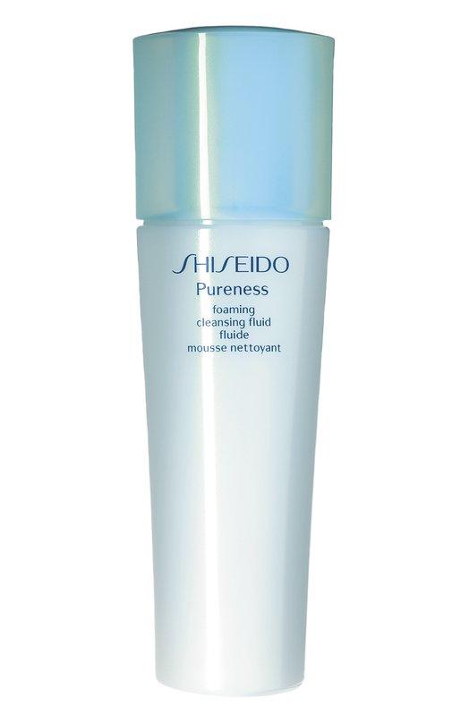 Очищающая пенка-флюид Pureness Shiseido 16704SH