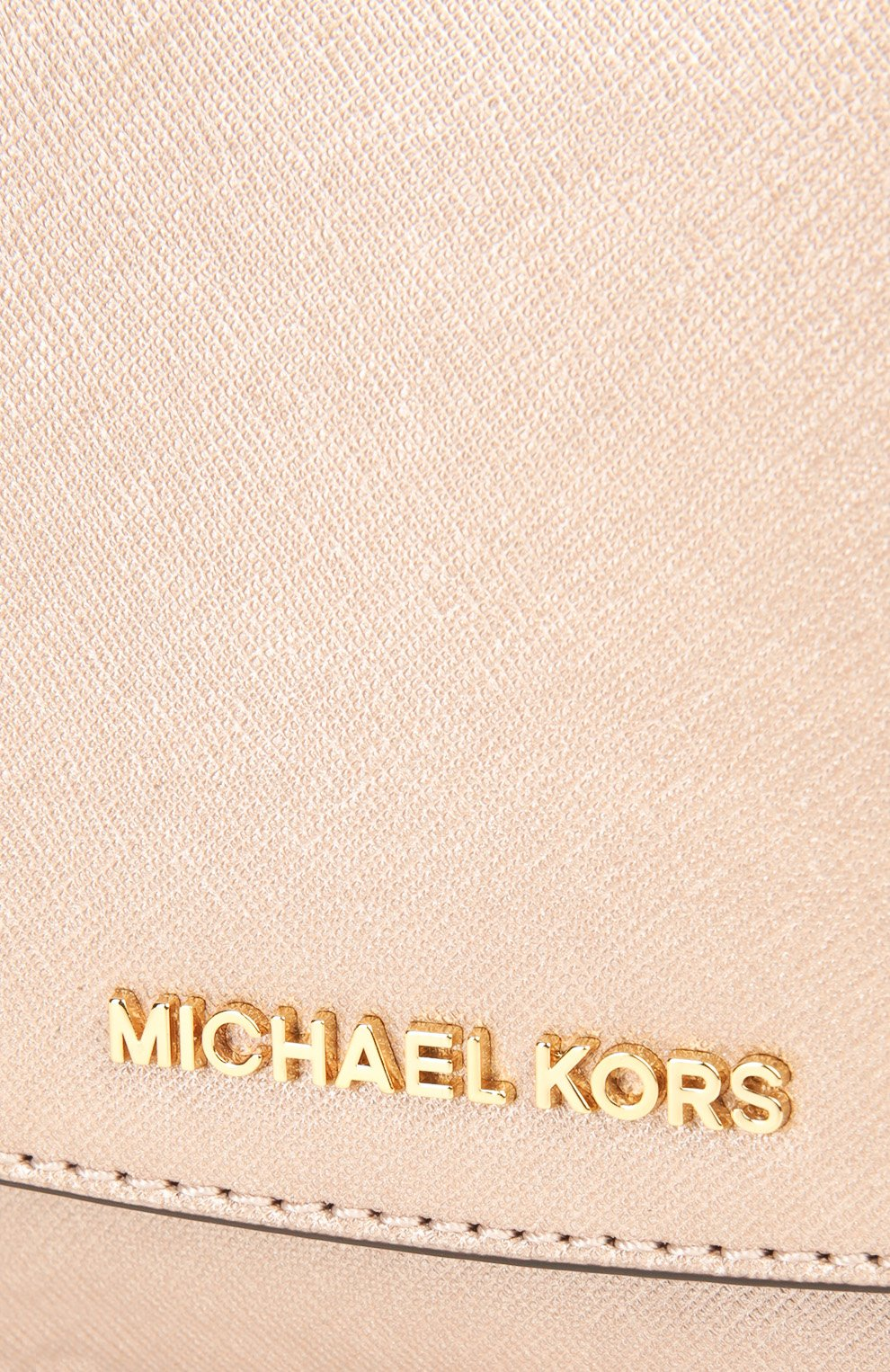 Сумка Jet Set Travel MICHAEL Michael Kors розового цвета | Фото №6