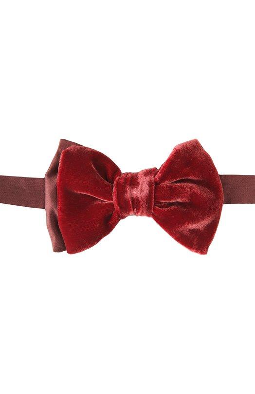 Галстук-бабочка LanvinГалстуки<br>Бордовый бархатный галстук-бабочка выполнен в традиционной форме Butterfly. Мастера бренда, основанного Жанной Ланван, произвели модель из бархатистого текстиля с добавлением нитей шелка, обеспечивающих дополнительную прочность материалу.<br><br>Пол: Мужской<br>Возраст: Взрослый<br>Размер производителя vendor: NS<br>Материал: Вискоза: 80%; Шелк: 20%;<br>Цвет: Бордовый