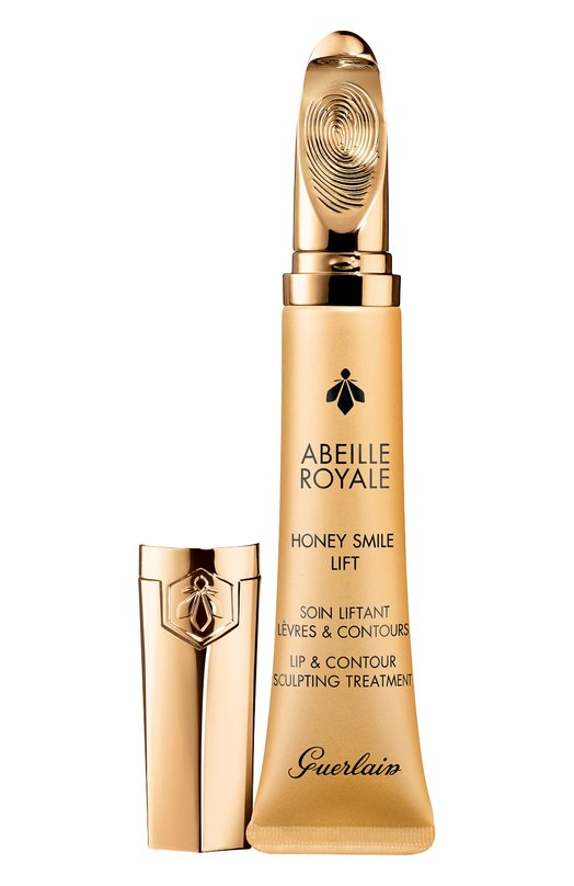 Моделирующий бальзам для губ Abeille Royale GuerlainУход<br><br><br>Объем мл: 15<br>Пол: Женский<br>Возраст: Взрослый<br>Цвет: Бесцветный