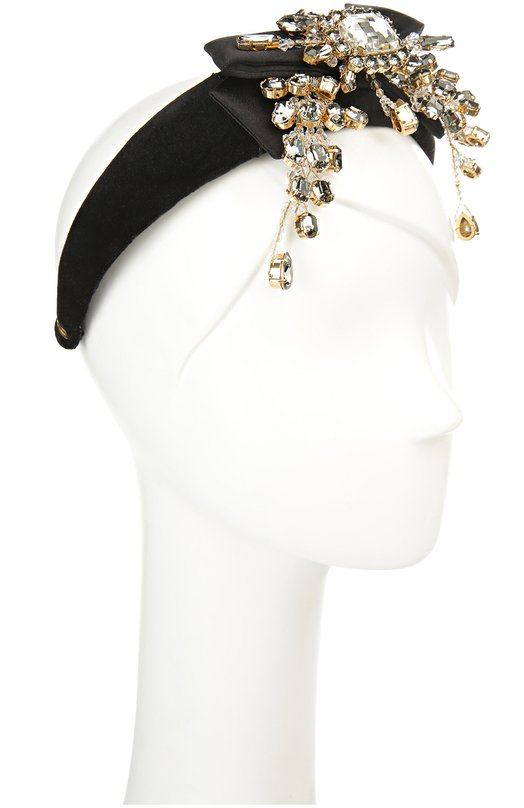 Ободок Dolce & Gabbana 0136/WHI2F6/W0001