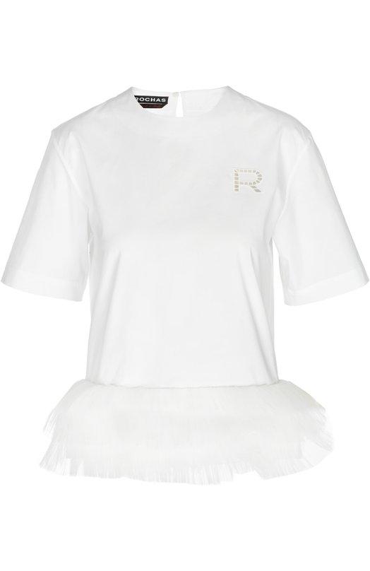 Топ Rochas R0PH600277/RH250302C