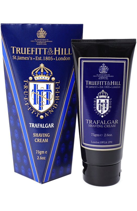 Крем для бритья в тюбике Trafalgar Truefitt&Hill 00053